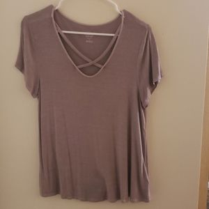 Light Purple Top